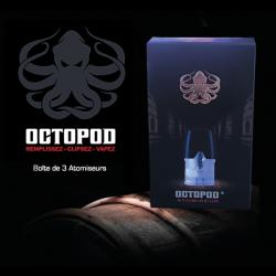 Boîte 3 Atomiseurs OCTOPOD